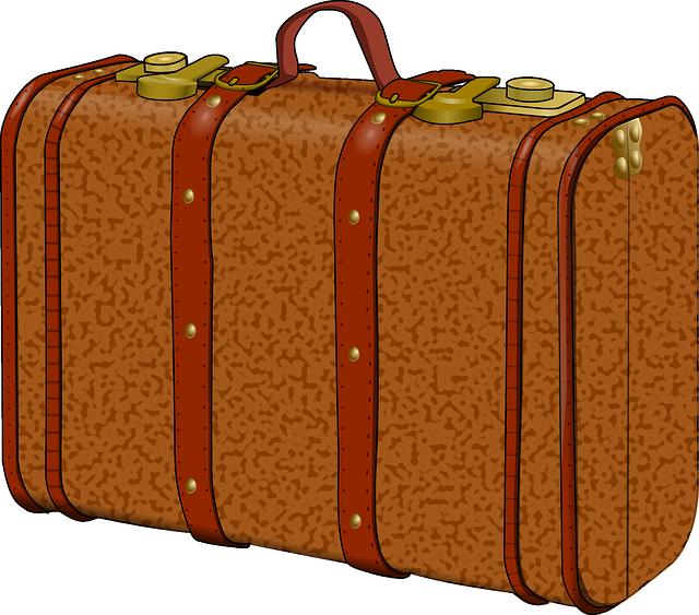 kostenlose vektorgrafik koffer alte reisen reisende kostenloses bild auf pixabay 160346. Black Bedroom Furniture Sets. Home Design Ideas