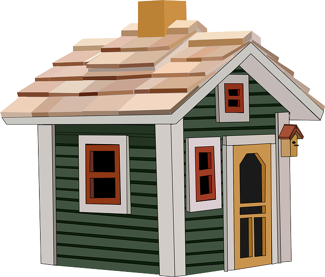 Free vector graphic: Cottage, House, Home, Building - Free ...