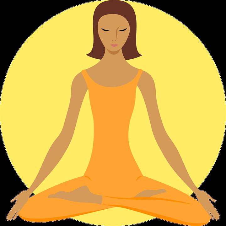 Buddha, Buddhistische, Weiblich, Meditieren, Meditation
