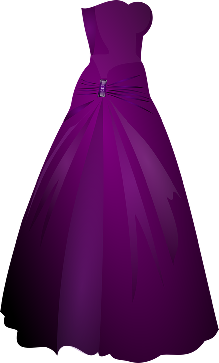 Celebration Dress Gown 183 Free Vector Graphic On Pixabay