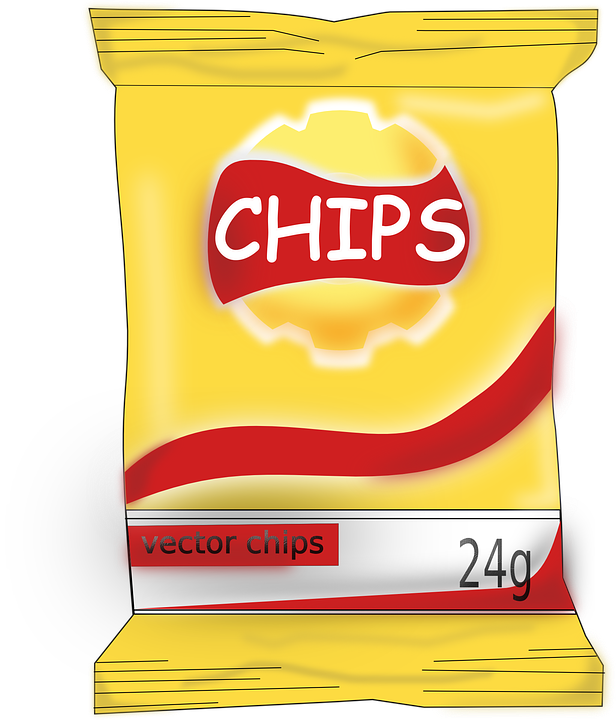 Chips Food Yummy · Free vector graphic on Pixabay