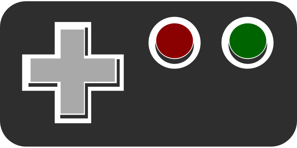 Free Vector Graphic Game Computer Controllers Gaming