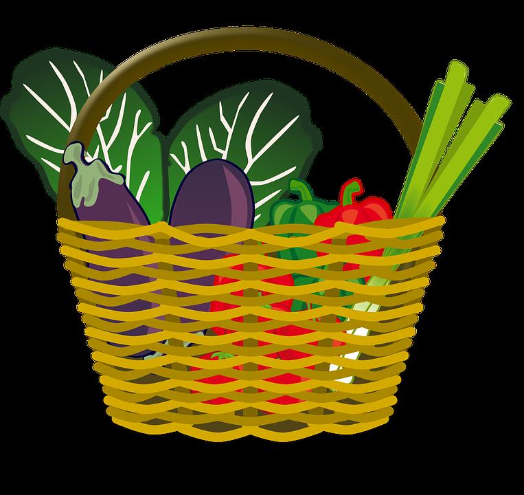 Lukisan Sayur Sayuran Dalam Bakul Cikimmcom