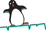 penguin, equilibrium, fear