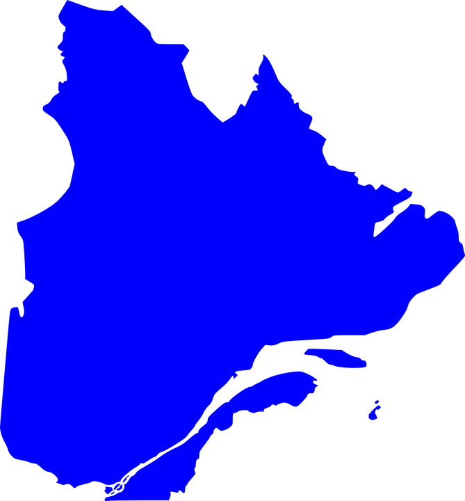 Quebec Province East Central Free Vector Graphic On Pixabay