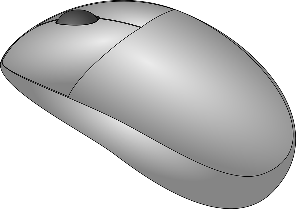 mouse computer free vector graphic on pixabay