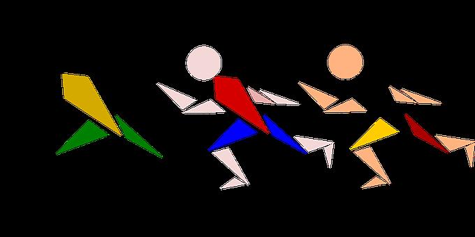 Rennen, Männer, Olympische Spiele