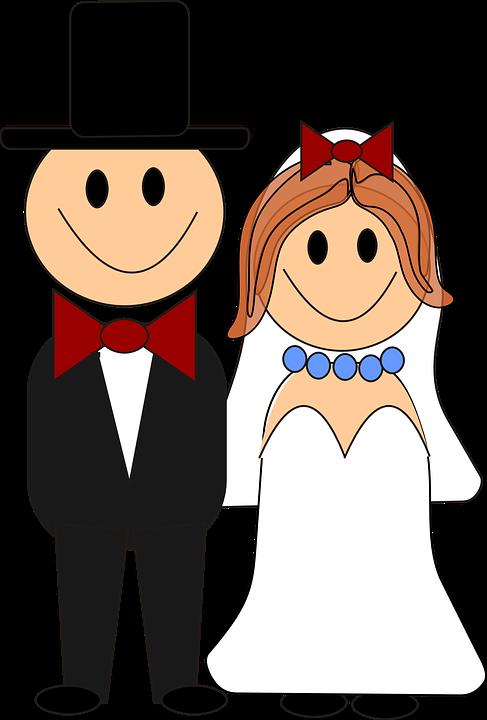pengantin pernikahan gambar vektor gratis di pixabay pengantin pernikahan gambar vektor
