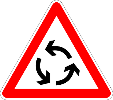 Rond Point, Signalisation