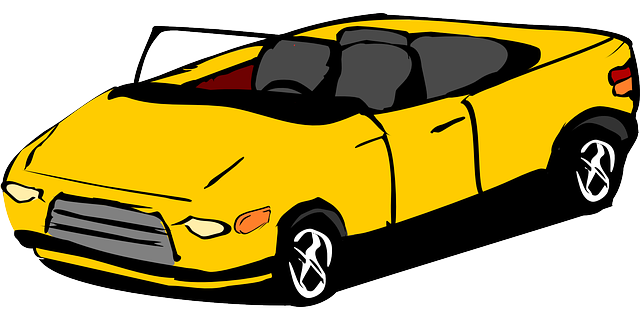 Cabriolet Car Convertible 183 Free Vector Graphic On Pixabay