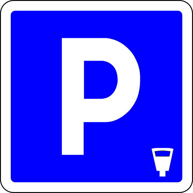 Parking Place Blue 183 Free Vector Graphic On Pixabay