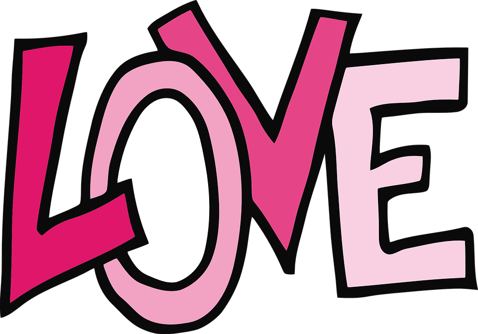 Love Font Headline · Free vector graphic on Pixabay | 960 x 672 png 173kB