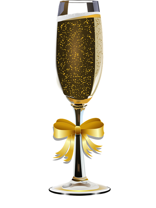 Champagne alcohol bubble free vector graphic on pixabay - Image coupe de champagne gratuite ...