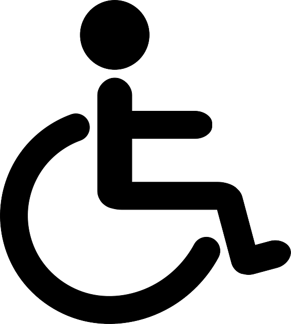 Kostenlose Vektorgrafik Rollstuhl Behinderung Piktogramm Kostenloses Bild Auf Pixabay 160875