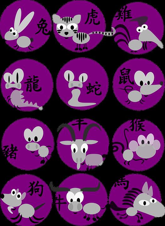 Állatok, Horoscope, Kínai Horoszkóp, Kutya, Dragon