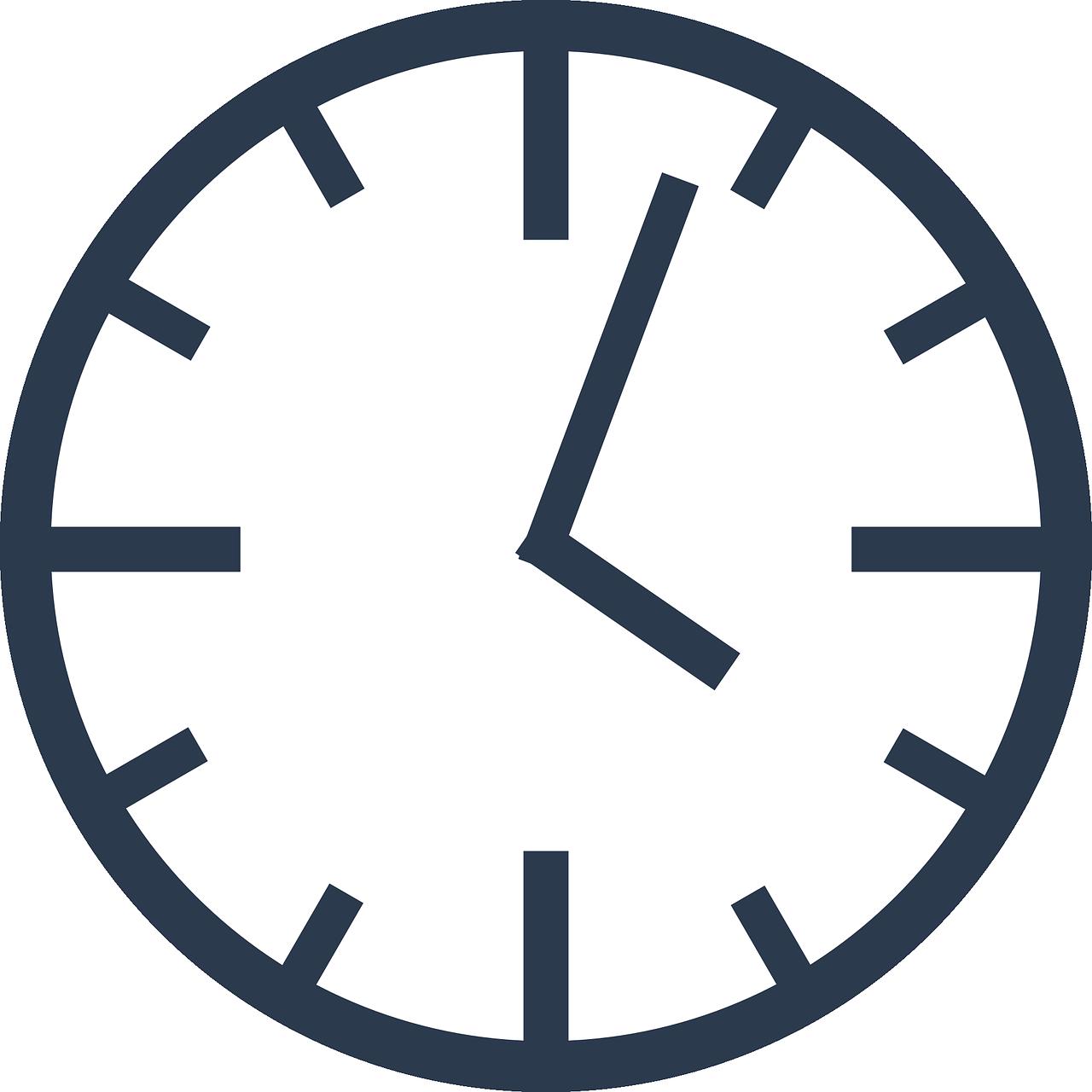uhr tag stunden · kostenlose vektorgrafik auf pixabay