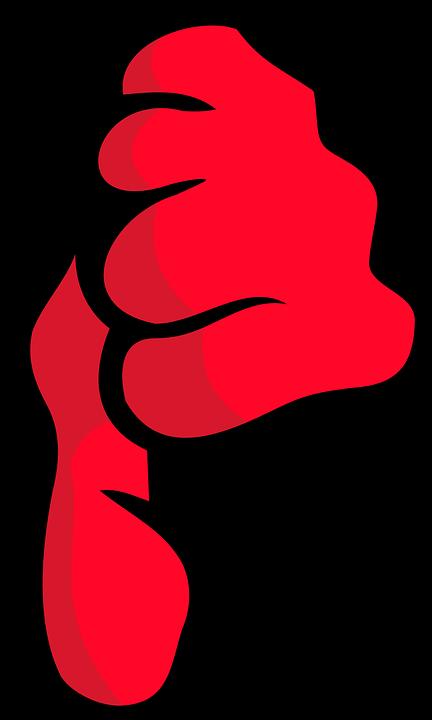 Puño Pulgar Dedo · Gráficos vectoriales gratis en Pixabay