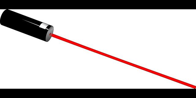 Láser Óptica La Ciencia Puntero · Gráficos vectoriales ...