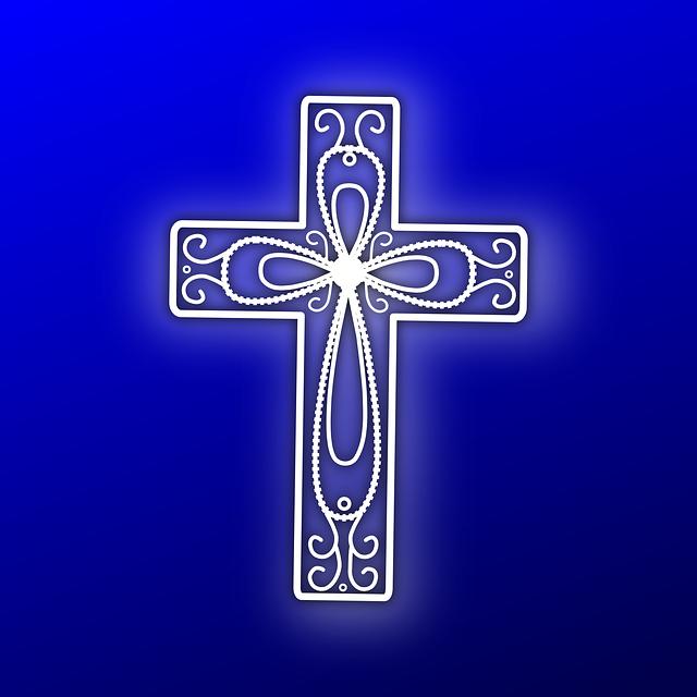 Картинка крест христианская