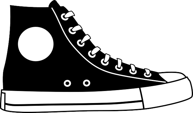 Shoe Sneaker Boot · Free vector graphic on Pixabay | 640 x 375 png 50kB