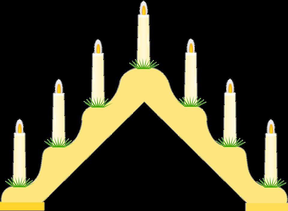 candlestick candle christmas lights - Candle Christmas Lights