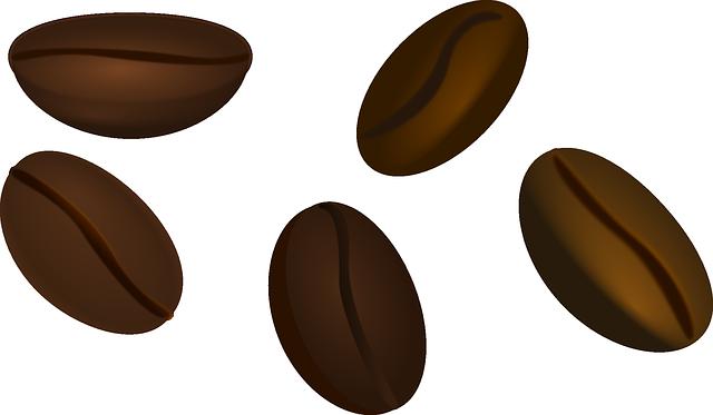 Coffee Bean Comic Strip