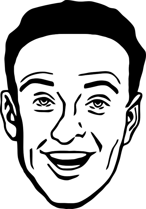 Woman Face Line Drawing Png : Gesicht männlich mann · kostenlose vektorgrafik auf pixabay