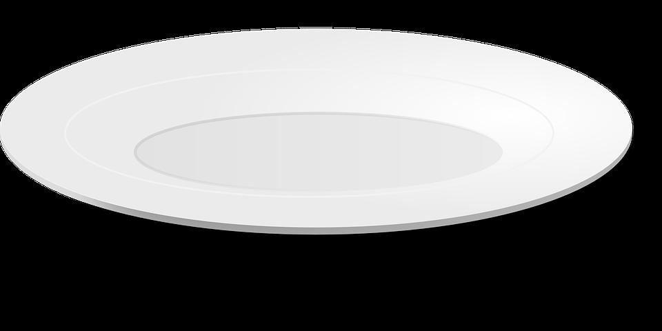Vector gratis placa porcelana vajilla platos imagen for Vajilla de platos