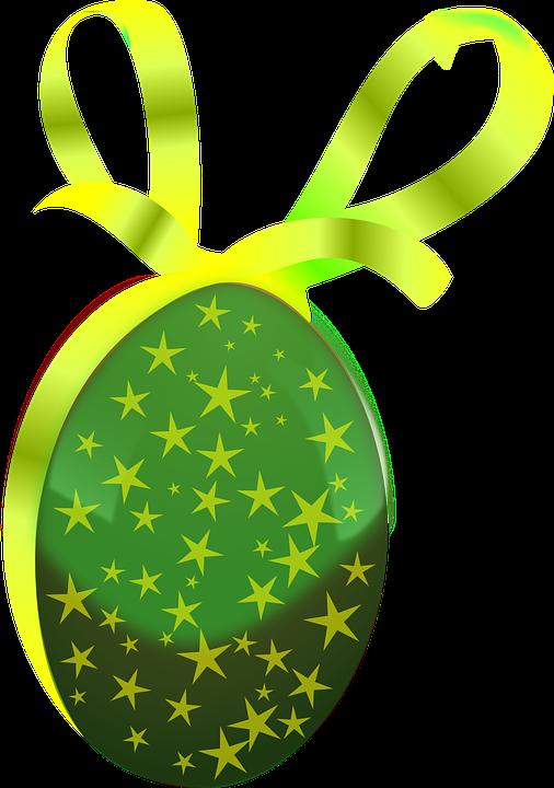 Ei Cadeau Pasen Easter Gratis Vectorafbeelding Op Pixabay