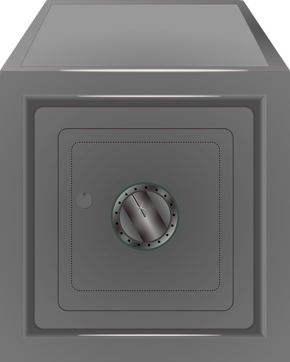 Free vector graphic: Strongbox, Safe, Money, Lock - Free ...