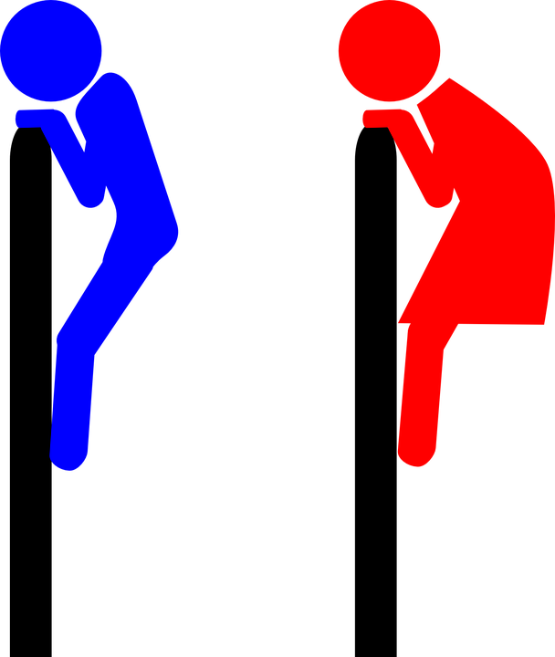 Hombre Mujer Signo Gráficos Vectoriales Gratis En Pixabay