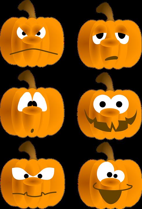 Græskar ansigter