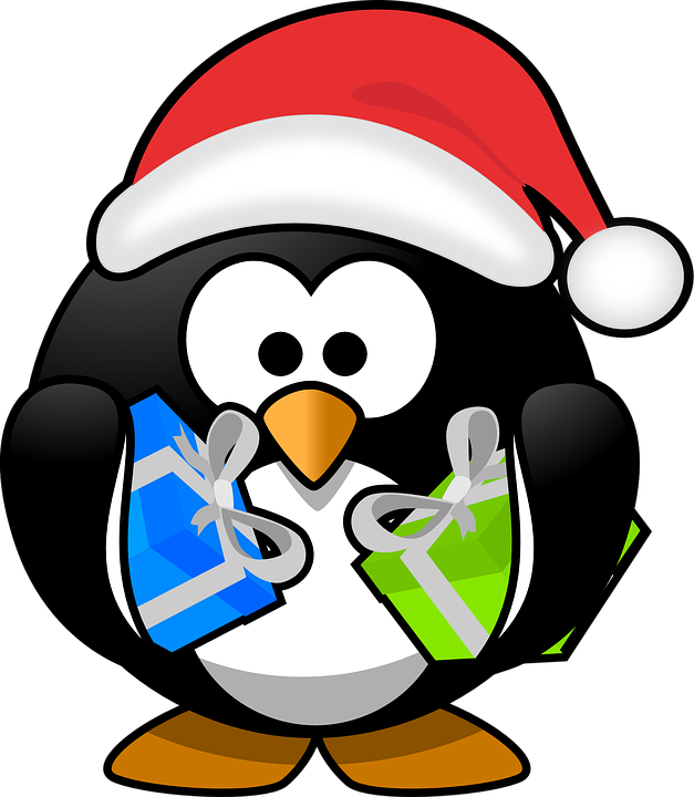 d78aeabcccc1e Christmas Santa Claus Tux - Free vector graphic on Pixabay
