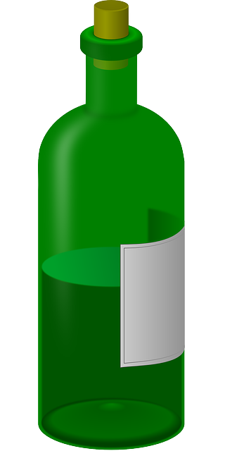 free vector graphic wine bottle label wine bottle