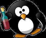 tux, alcohol, alcoholic