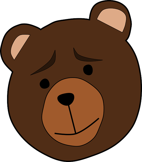 Animal Bear Face · Free vector graphic on Pixabay