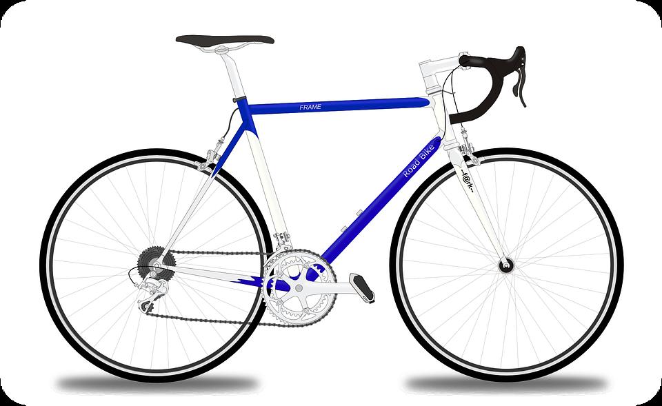 Rower Szosowy, Biegacz, Rower Wyścigowy, Rower, Koła