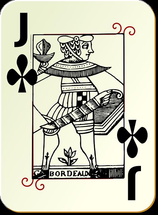 club casino playing cards