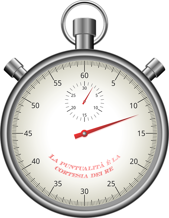 stopwatch minute second free vector graphic on pixabay