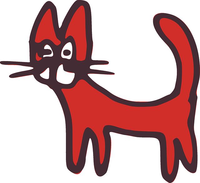 kostenlose vektorgrafik katze haustier tier cartoon kostenloses bild auf pixabay 161595. Black Bedroom Furniture Sets. Home Design Ideas