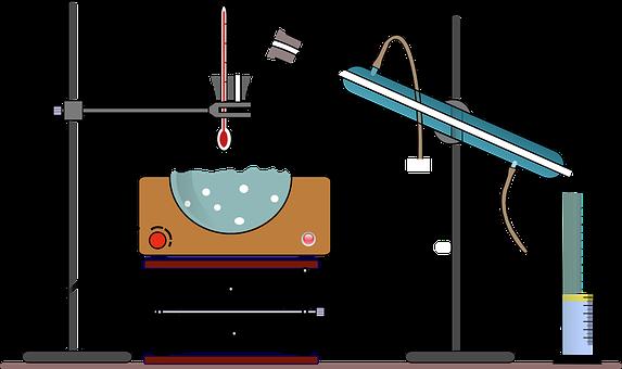 Chimica, Distillazione, Esperimento