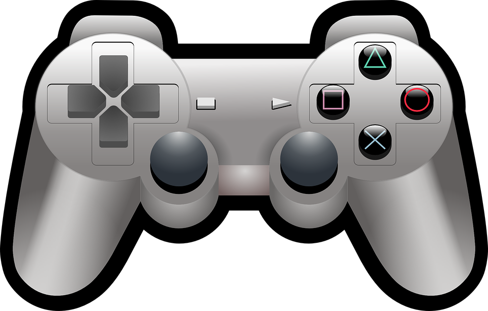 Controller Joystick Playstation · Free Vector Graphic On