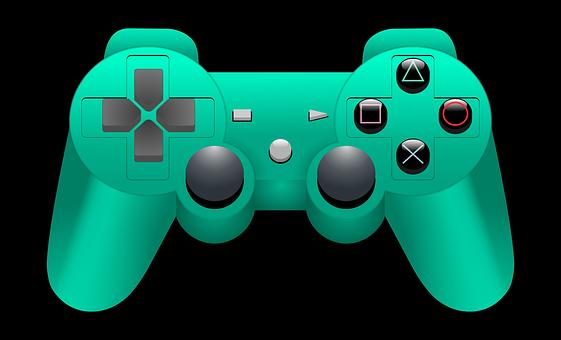 Controller, Joystick, Playstation