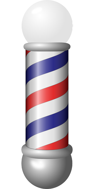 Vintage Barber Clipart Barber Pole · Fre...