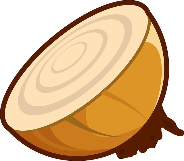 Onion Wallpaper Hd: Free Vector Graphic: Onion, Cut, Fresh, Tears, Vegetable