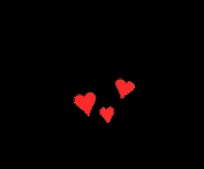 バレンタインの日, 告白します, 心, 愛, 男, ロマンチック, 女性