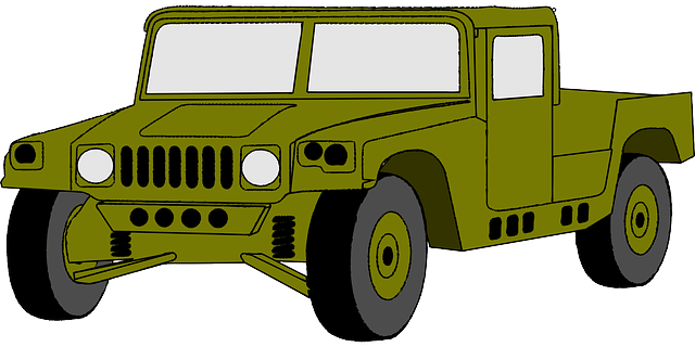 Jeep Car Hummer 183 Free Vector Graphic On Pixabay