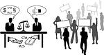 lobbying, blackmail, business