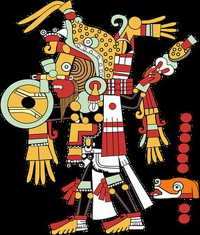 Inca, Maya, Aztecs, Man, Mythical, Myths