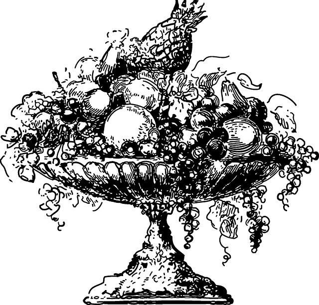 Fruits Fruit Basket Free Vector Graphic On Pixabay